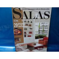 Revista Salas & Livings 29 Projetos Exclusivos Ano 1 N 12