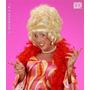 Lily Savage Peruca Costume - Panto Drag Queen Loira Extravag
