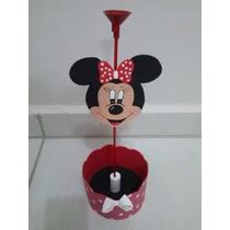 Centro De Mesa Minnie Ou Mickey Com 30