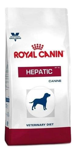 Ração Royal Canin Hepatic Veterinary Diet Canine Cachorro Adulto 2kg