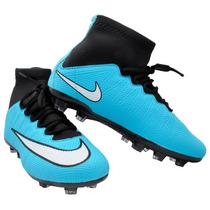 6d740020c0 Kit 3 Chuteira Campo Nike Botinha Infantil Mercurial Oferta