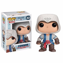 Boneco Funko Pop Games: Assassins Creed Unity - Connor