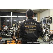 Jaqueta Nylon Original Harley Davidson 110 Anos Edicao