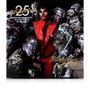 Michael Jackson Cd+dvd Thriller 25th Anniversary Edition Nov