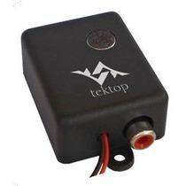 Microfone Profissional Para Cftv Compatível C/ Dvr Samsung