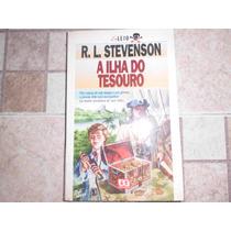 Livro A Ilha Do Tesouro