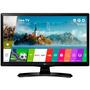Smart Tv Monitor 28  Led Lg  Preta  28mt49s os  Wi fi  Usb