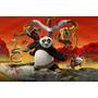 Painel Decorativo Festa Infantil Kung Fu Panda (mod5)