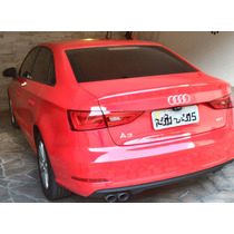 Audi A3 Sedan 1.8 Turbo 180 Cv Cambio Stronic - Bx Km