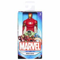 Boneco Marvel Vingadores Homem De Ferro Original Hasbro
