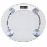 Balança Digital Vidro Temperado 180kg Banheiro Academia Redo