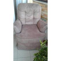 Cadeira De Balanço Giratória Para Amamentação