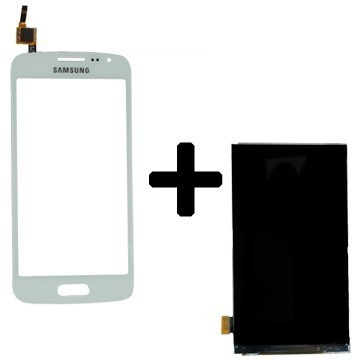 Tela Touch Visor+lcd Display Galaxy S3 Slim G3812b Envio Já
