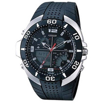 Relógio Citizen Js2060-08e Js2060 Promaster Wingman Temp
