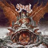 Ghost Lp Prequelle Deluxe Lp + 10  Ep Vinil 2018 Clear Vinyl
