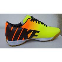 Chuteira Nike Mercurial Society Infantil - Lançamento