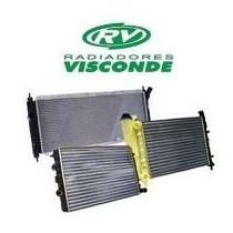 Radiador Visconde Ford Ka 1.0 1.3 Endura C/ar 97/99 2586