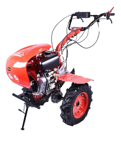 Motocultivador A Diesel Micro Trator 9hp Tdt110 Toyama