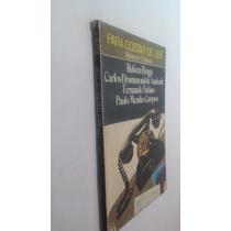 Livro Para Gostar De Ler Volume 4 - Crônicas, Rubem Braga