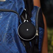 Caixa De Som Bluetooth Esportivo Cabo Auxiliar P2 E Usb