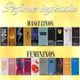 Kit 10 Perfumes Por C/ Anvisa E Nota Fiscal
