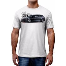 Camiseta Golf Gti Mk6 Volkswagen - Asphalt