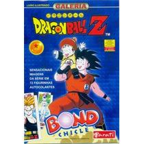 Figurinhas Do Album Dragonball Z -chicletes Bond - Parati