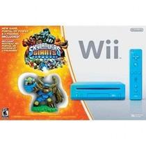 Nintendo Wii Bundle Skylanders Giants Destravado