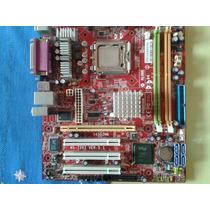 Placa Mãe Positivo N1996 Garantia Espelho Proc. Dual Core.