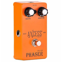 Pedal Axcess By Giannini Ph105 Phaser, Atacado Musical