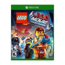 Lego The Lego Movie Video Game Xbox One Mídia Física Lacrado