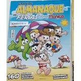05 Almanaques T. Mônica / Ler, Colorir, Passatempos + Brinde