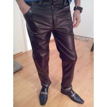 Arte Da Costura Lança Calça De Couro Estilo Jeans