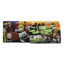 Lança Dardo Nerf Zombie Slingfire A8773 Hasbro