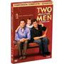 Dvd Dois Homens E Meio Vol.1 Á 6 Temporada Completa 23 Dvds