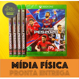 Efootball Pes 2020 Pro Evolution Soccer 20 Lacrado Xbox One