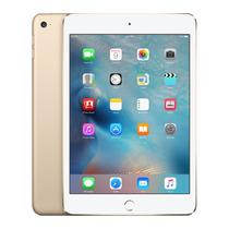 Apple Ipad Mini 4 16gb Gold Wifi Retina Mod Novo Lacrado