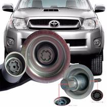 Trava Antifurto Estepe Toyota Hilux / Sw4 Sparelock