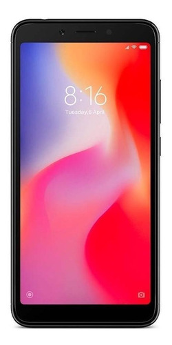 Xiaomi Galaxy 6 Dual Sim 64 Gb Preto (4 Gb Ram)