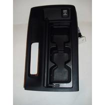 Moldura De Console Porta Copos Entrada 12v Honda Crv 2012/..