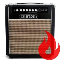 Amw Custom Dg2-15rc Cs80 Amplificador De Guitarra Valvulado