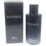 Perfume Dior Sauvage Masculino Edt 200ml +  Amostra