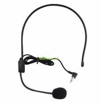 Microfone Headset Auricular De Cabeça Frete Gratis