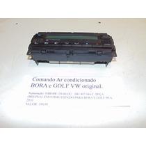 Comando Ar Condicionador Bora E Golf Vw Original.