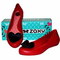 Sapatilha Zaxy Pop Heart 82002 Exclusiva Exportação