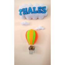 Guirlanda Maternidade Bebê Recém-nascido Porta Enfeite Balão