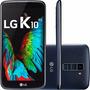 Smartphone Lg K10 Tv 16gb Dual Chip 4g Câm. 13mp Android 6.0