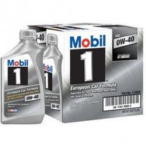 Óleo Mobil 1 0w40 100% Sintético Caixa Mercedes Bmw Porsche