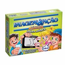 Jogo Imagem & Ação Junior Lousa Mágica - Grow