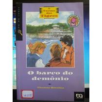 Livro: Brezina, T. - A Turma Dos Tigres - O Barco Do Demônio